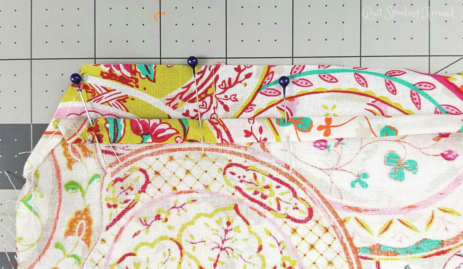 Easy Sew Cloth Drawstring Bag
