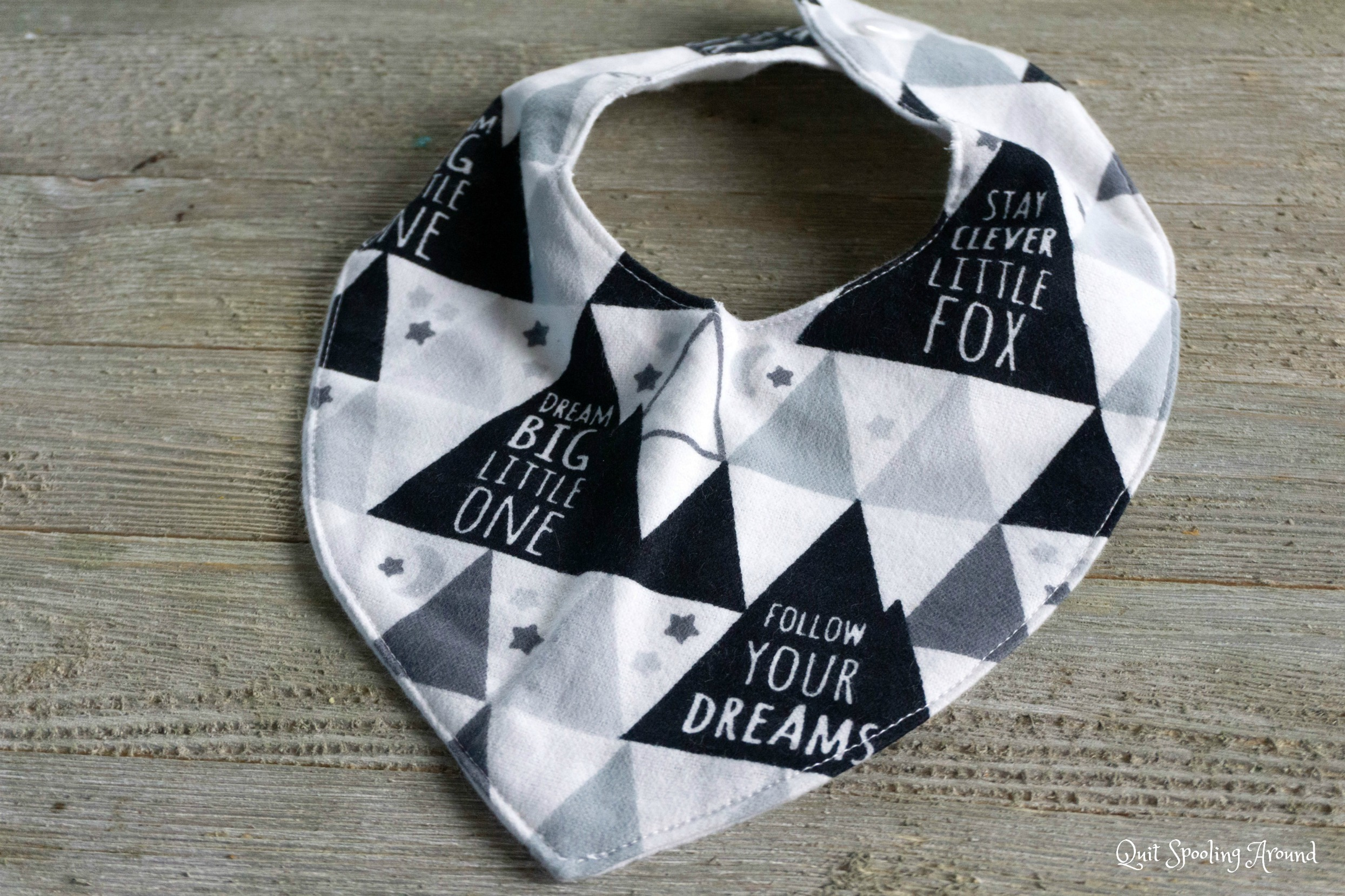 Dream Big Little One Bandana Apron