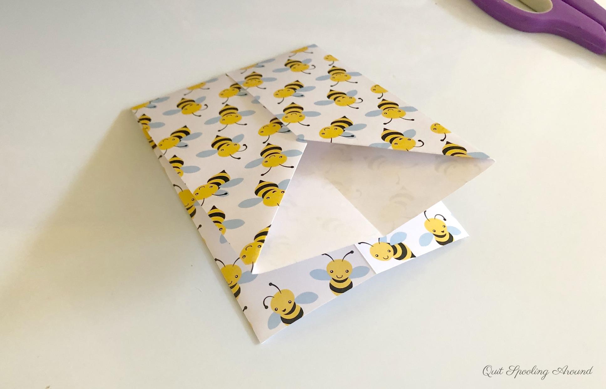 Gift Card Holder DIY